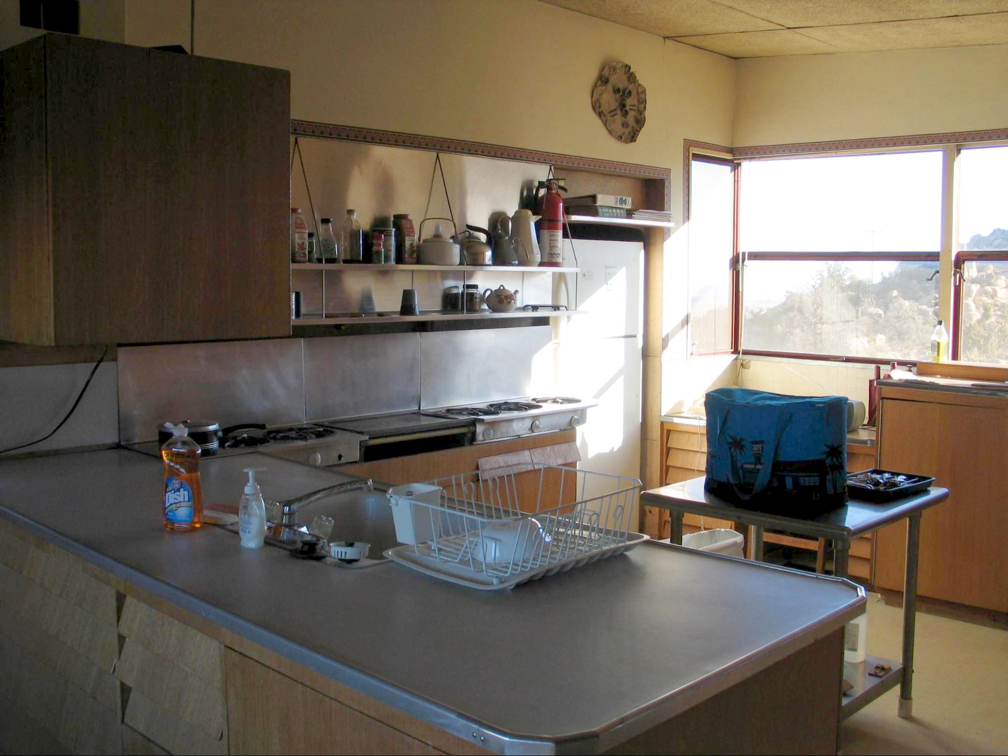Burns Reserve Kitchen